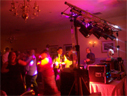 Wedding at Farrington Lodge starts to get funky.